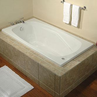 Eljer Madison Soaking Tub Product Detail