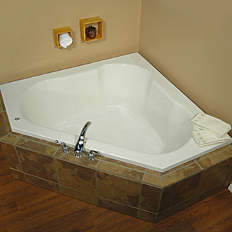 Triangular bathtub 28 images compare prices on hydromassage bathtub online shopping luna - Triangular bathtub ...