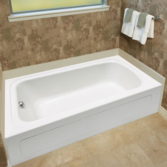 Eljer Patriot Soaking Tub Product Detail