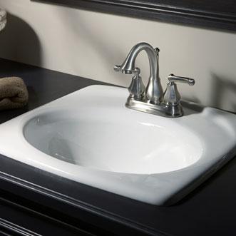 Eljer Sinks : Eljer - Raleigh Lavatory Sink - 4