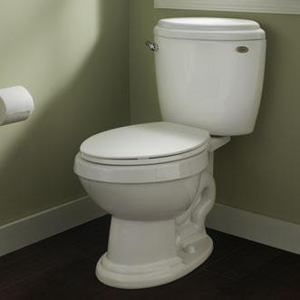 Eljer Century 17 Inch Two Piece Elongated Toilet