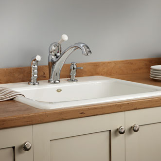 Eljer Unimount Kitchen Sink Product Detail