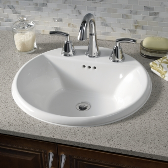 Eljer Diplomat Oval Countertop Sink Product Detail