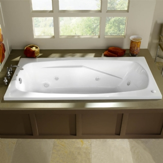 Eljer Cascada 60 Inch By 32 Inch Whirlpool Product Detail
