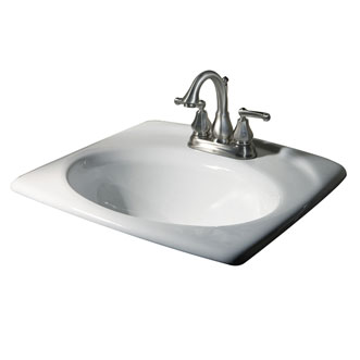 Eljer Raleigh Lavatory Sink 4 Quot Centers Product Detail