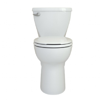 Eljer Diplomat Right Height Round Front Toilet Product