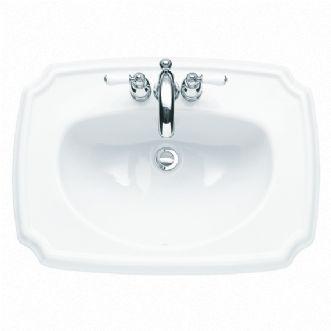 Eljer Sinks : Eljer - Darrow Countertop Lavatory - 4