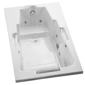 Eljer Tosca 4872 Whirlpool Product Detail