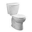 Diplomat Round Front Toilet w/ Insulated Tank