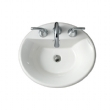 Diplomat Oval Countertop Sink