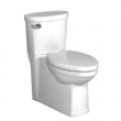 Diplomat Elite Concealed Trapway Right Height Elongated Complete Toilet w/ Insulated Tank
